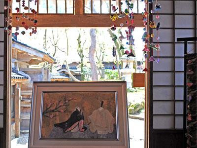 飯塚邸つるし雛03